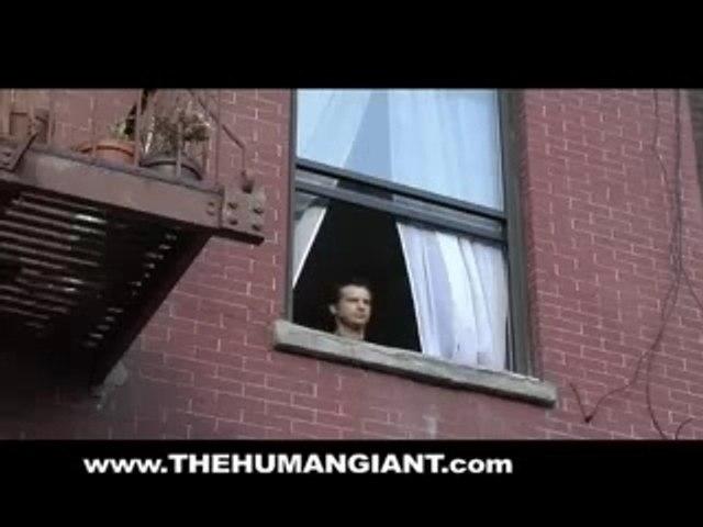 MTV Human Giant: Corn Maze Leak