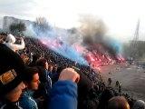 Levski Sofia ULTRAS supporters - Levski vs Ludogorets