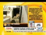 Punto por Punto: Pamimigay ng relief goods, ititigil na umano sa Disyembre