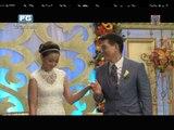 Jose Mari Chan sings on 'Be Careful With My Heart'