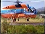 Russian Helicopter Kamov Ka-32 - ANCEL Instalando equipos en el cerro Pan de Azucar - Antel