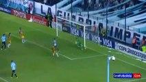 Racing 0-0 Guaraní Cuartos de Final Copa Libertadores 2015 (Global 0-1)