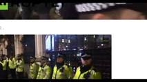 #LondonToFerguson: Hundreds of Protesters March Through Central London!