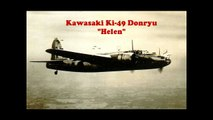 Aircraft of the Imperial Japanese Forces during WW2