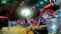 Il mange 120 génoises en 6 minutes - Le Rewind du Vendredi 29 mai 2015
