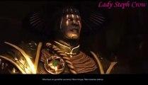 Mortal Kombat X - BIG Spoiler: Shinnok's Dead (Final Story Mode)