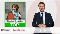 Le Top Flop: Marisol Touraine / Valeurs Actuelles invente une lettre signée Marie-Caroline Le Pen