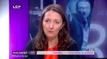 Parlement Hebdo : Karine Berger, députée PS des Hautes-Alpes
