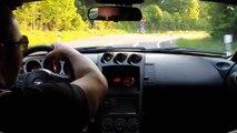Une course sur l'autoroute entre une Porsche 911 GT3, une Nissan 350Z et...une golf !