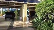 Disneyland Hotel & Paradise Pier Hotel: Lobby, Fireworks Headboard, Monorail Pool