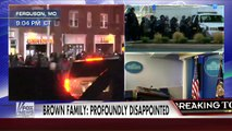 Gunshots Ring Out, Tear Gas Fired in Ferguson During Protests Darren Wilson Grand Jury Announcement
