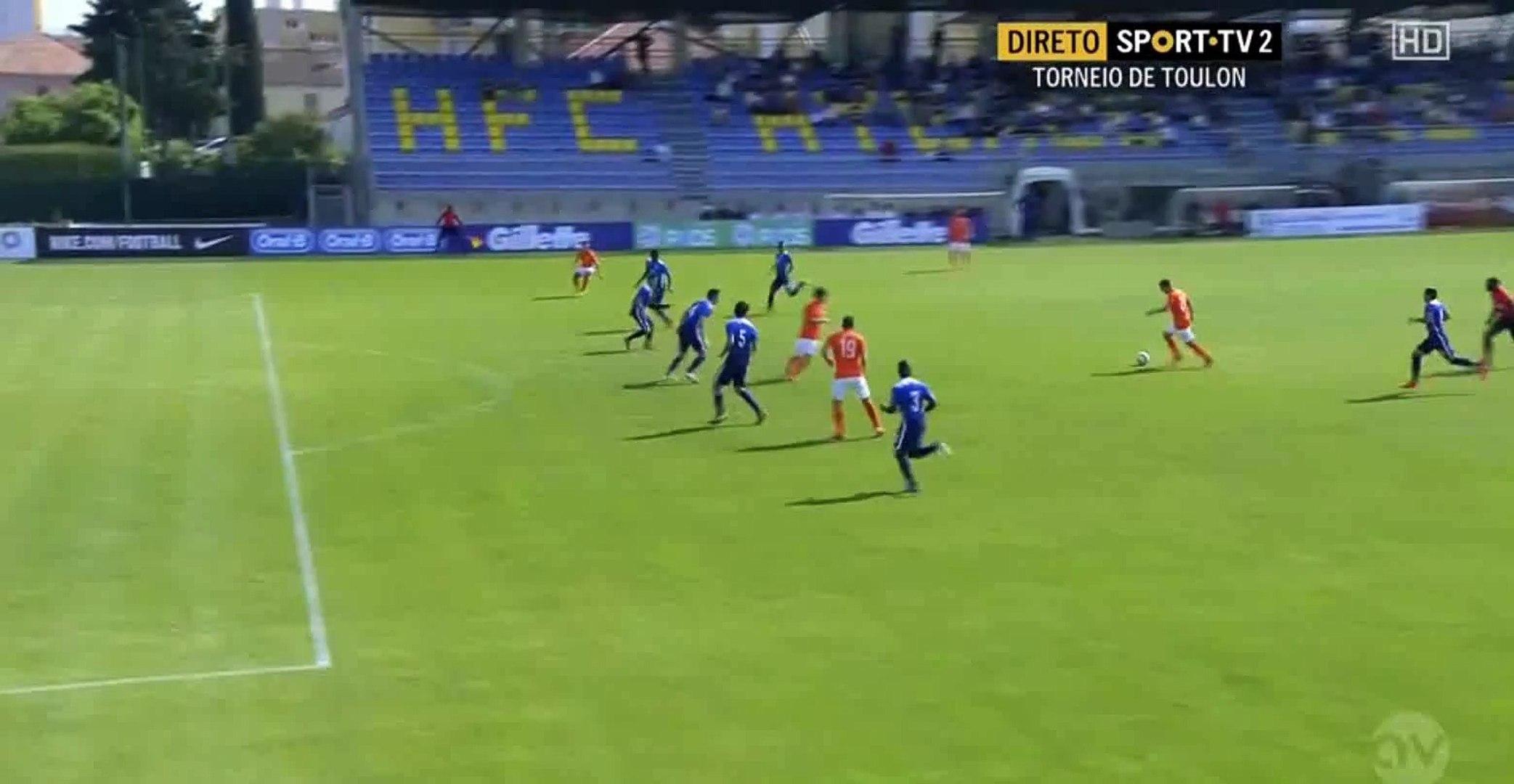 0-1 Darri Goal - USA U20 v. Netherlands U20 - Toulon Tournament 29.05.2015
