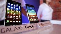 Видеоотчет с презентации Samsung Galaxy Note в Digital October