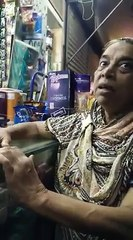 Water Crisis in Karachi, See how this Aunty using Bad Language against Altaf Hussain