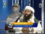 osama bin ladens NEW interview on 4 man show lol
