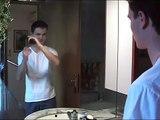 The Mirror (Lo Specchio) (Short Horror Video)