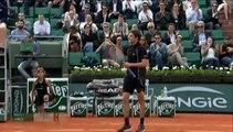 Roland-Garros : Gilles Simon en huitièmes après sa victoire sur Nicolas Mahut