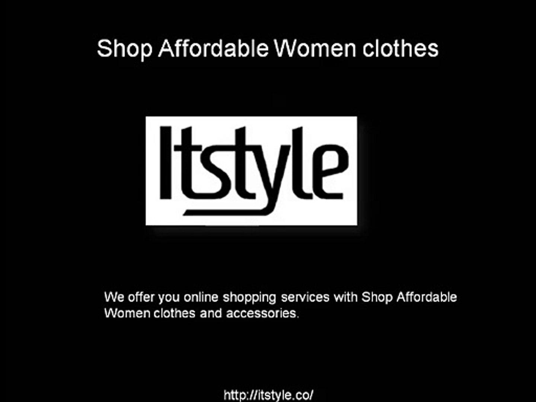 Shop Affordable Women clothes