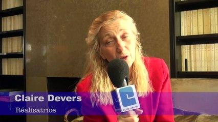 Suite Noire - Épisode 8 - Interview exclusive avec Claire Devers
