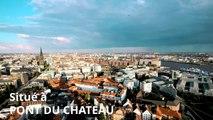 A vendre - appartement - PONT DU CHATEAU (63430) - 2 pièces - 65m²