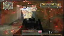 CoD: MW2 Domination - 2 nukes in 1 game - 64-2 on Favela UMP45 silenced