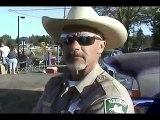 Volunteer Posse, Sheriff's Mounted Posse Lane County Fair Eugene Oregon