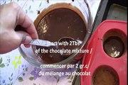 Chocolate Caramel Cupcake / Moelleux chocolat et Caramel-Sousoukitchen