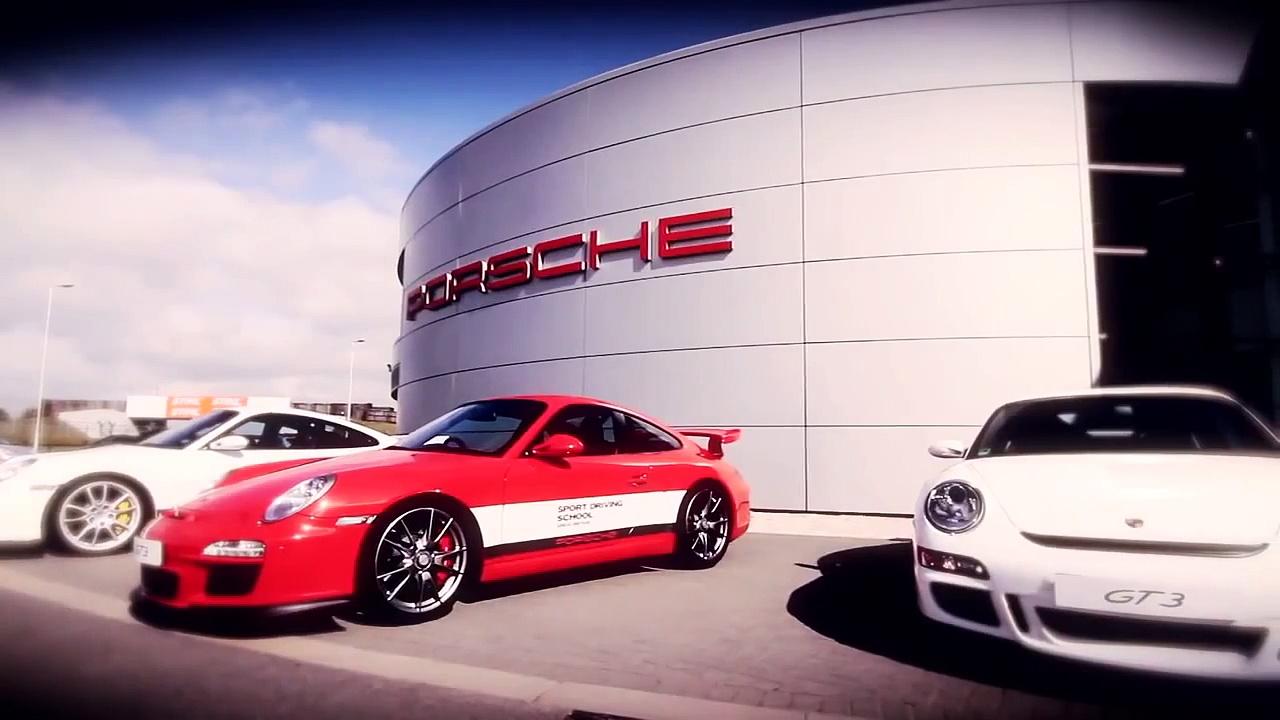 YouDrive@Porsche – Porsche Experience TV