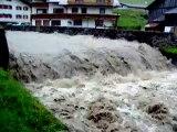 Overstroming in het Lechtal - deel 2