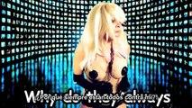 Gaga Madonna Britney Beyonce Shakira  (Perez Hilton parody) subtitulada español