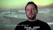 Naval War: Arctic Circle Video Dev Diary - Black Metal & Heavy Warships - PARADOXPLAZA