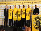 Kaizer Chiefs Press Conference -  New Players