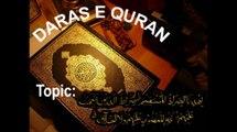 4 Daras e Quran on Sirat e Mustaqim surah Al-Fathia by Rubas toor Part 1 of 2