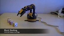 OWI-535 Robotic Arm Edge Block Stacking