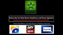 Geo News Headlines 30 May 2015_ Strike of MQM Against Water Shortage In Karachi