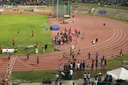 Jamaica - Boys Champs 2007 - 4x400m Final [by RAFFIC]