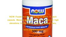 Now Maca 500 Mg Reviews - Does Now Maca 500 Mg Work What Are Now Maca 500 Mg Side Effects