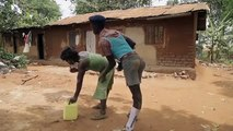 Eddy Kenzo's Maria Roza Comedians dancing - Uganda music