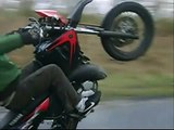 Yamaha Dt 125 x SM 2006 Stunt