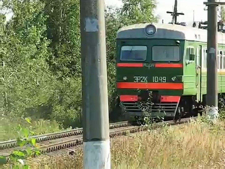 ЭР2К-1049 (Невская Дубровка - Санкт-Петербург)