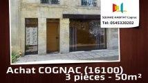 A vendre - Local - COGNAC (16100) - 3 pièces - 50m²