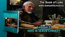 Lesson 3 | Thursday April 16 | The Transfiguration | Who Is Jesus Christ? | Sabbath School