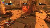 E3 2010 Gears Of War 3 Beast Mode Gameplay Xbox 360 Epic Games [DoS Games]