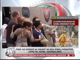 Newsbytes - TV Patrol - Pinoy hostage of Somali kidnappers freed