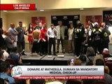 Newsbytes - TV Patrol - Donaire, Mathebula make weight