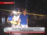 Newsbytes - TV Patrol - 2 dead, 6 hurt in riding-in-tandem shooting