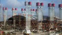Mammoet - Installation of containment structure over Chernobyl Nuclear reactor