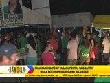 Barangay poll winners celebrate victory