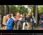 RTS Sport dernière 28 mai 2015 Roland Garros ITW Lisa Wawrinka Federer