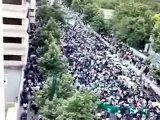 iran protest in tehran , tabriz, shiraz, hamedan , rasht, kordestan, esfahan, mashhad and...